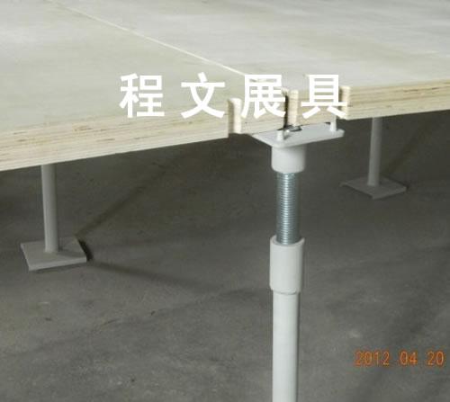 木制汽车地台