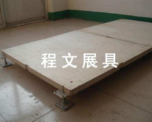 木质承重地台板